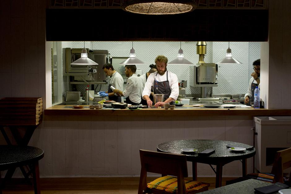 Foto de Hoja Santa Restaurante (17/22)