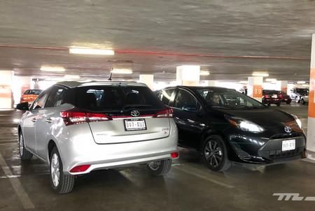 Toyota Prius C Vs Toyota Yaris Hatchback 6