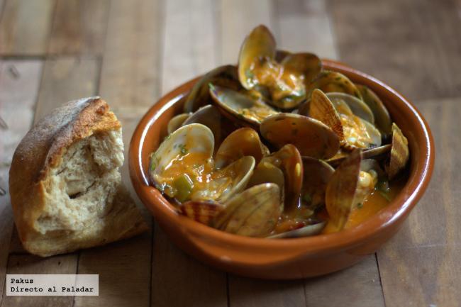 Pescados y mariscos para navidad recetas - Aperitivos de mariscos ...