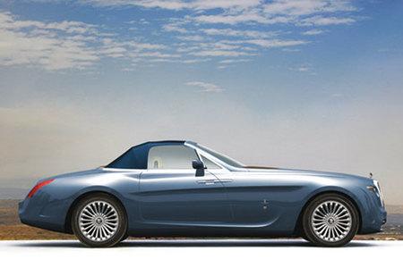 Preview del Rolls-Royce Hyperion de Pininfarina