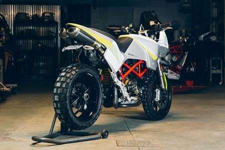 Ducati Hypermotard Dakar Walt Siegl 005