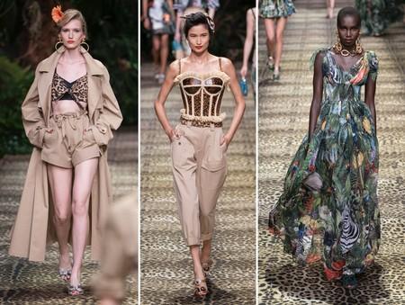 Dolce Gabbana Mfw Ss 2020