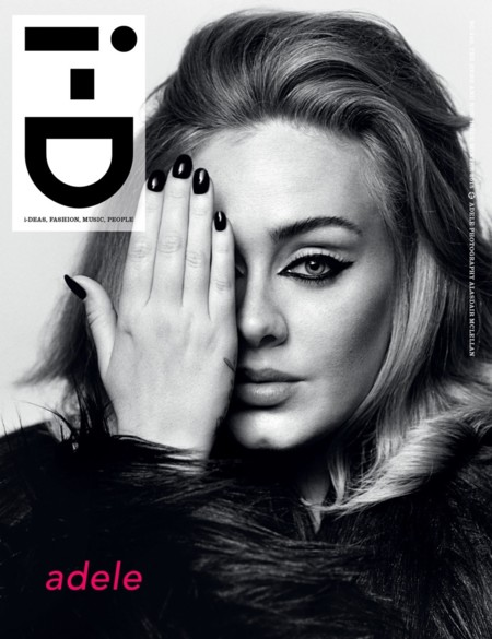 i-D, winter issue 2015