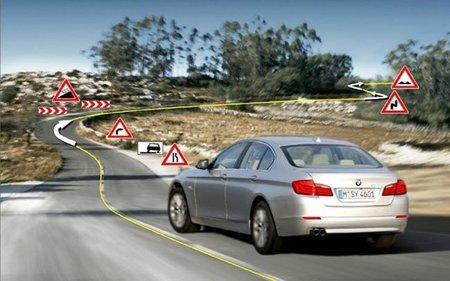 BMW crea una tecnología capaz de predecir las curvas y prevenir accidentes
