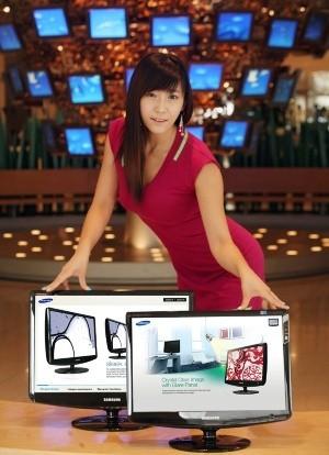 Monitores Swan de Samsung