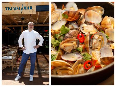 En Tejada Mar El Chef Romain Fornell Hace Una Cocina Muy Mediterranea E Informal C Arduino Vannucchi