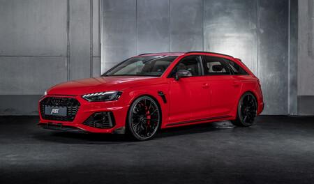 El Audi RS4 de ABT se convierte en un familiar aún más extremo que se acerca al RS 6 Avant, con hasta 530 CV y 680 Nm