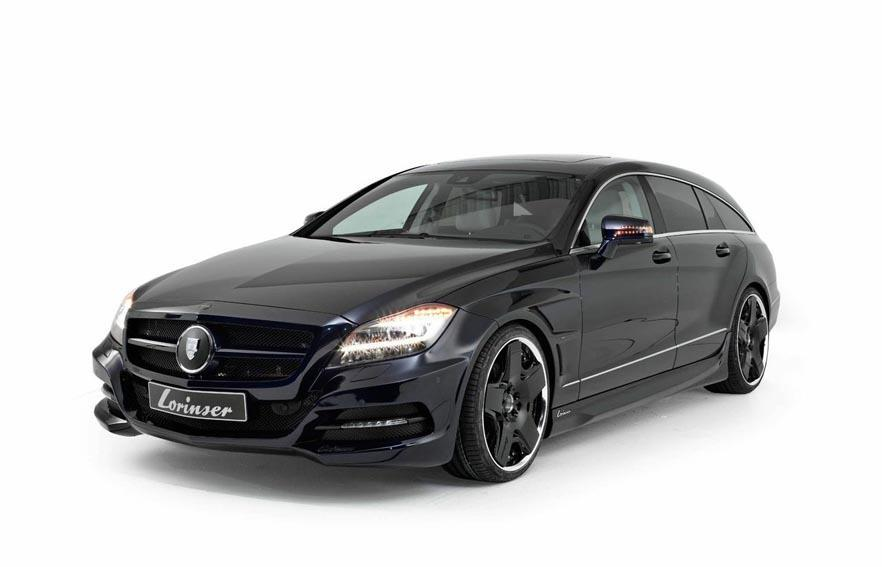 Foto de Lorinser Mercedes-Benz CLS Shooting Brake (1/6)