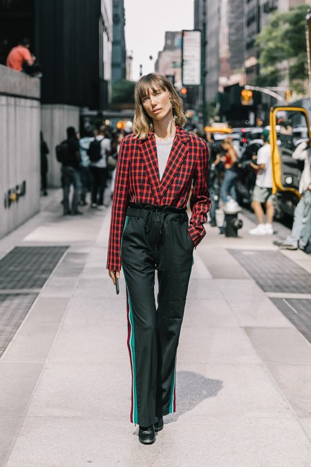 Street Style New York Fashion Week Dia 5 Oscar De La Renta 14357990