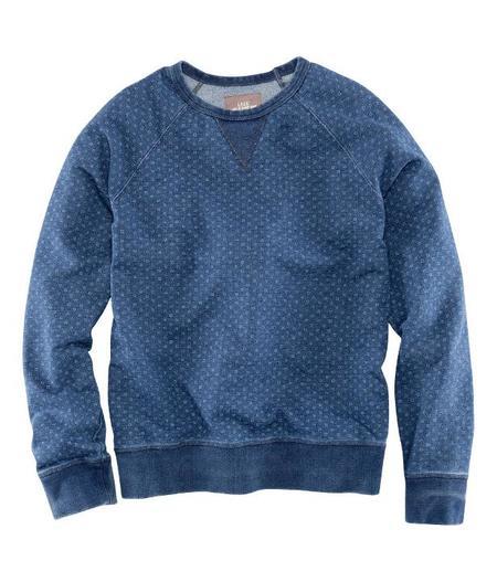 Sudadera azul H&M