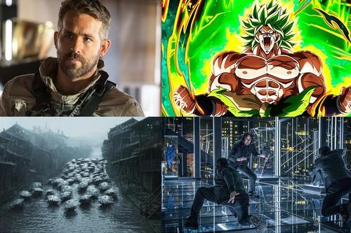Las 13 mejores películas de acción de 2019