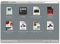 Mountain Lion simplifica la gestión de documentos y carpetas