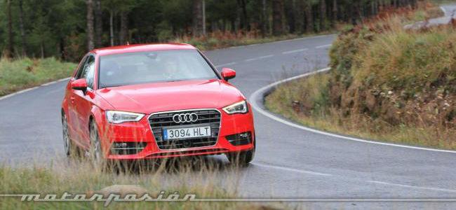 Prueba Audi A3 2.0 TDI
