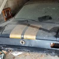 ¡Alhaja abandonada! Encuentran un Ford Mustang Shelby GT350H 1966