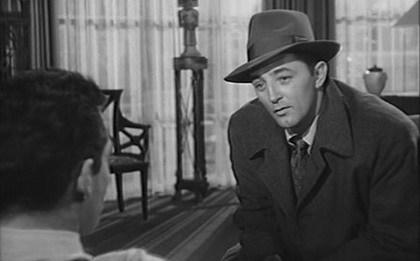 'El Soborno', Robert Mitchum y los policías corruptos