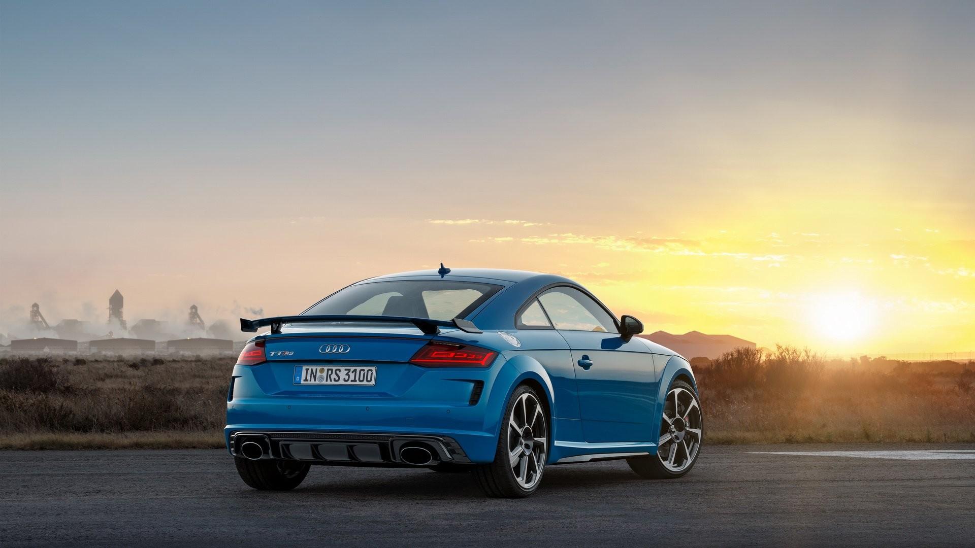 Foto de Audi TT RS 2020 (13/53)