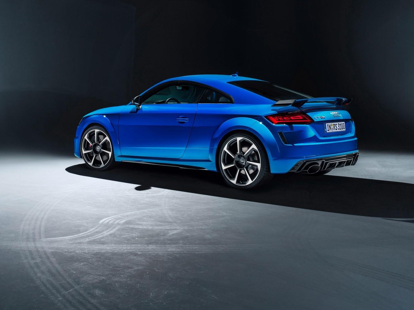 Foto de Audi TT RS 2020 (21/53)