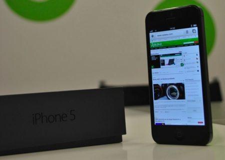 iPhone 5S dicen que entrará en producción dentro de muy poco