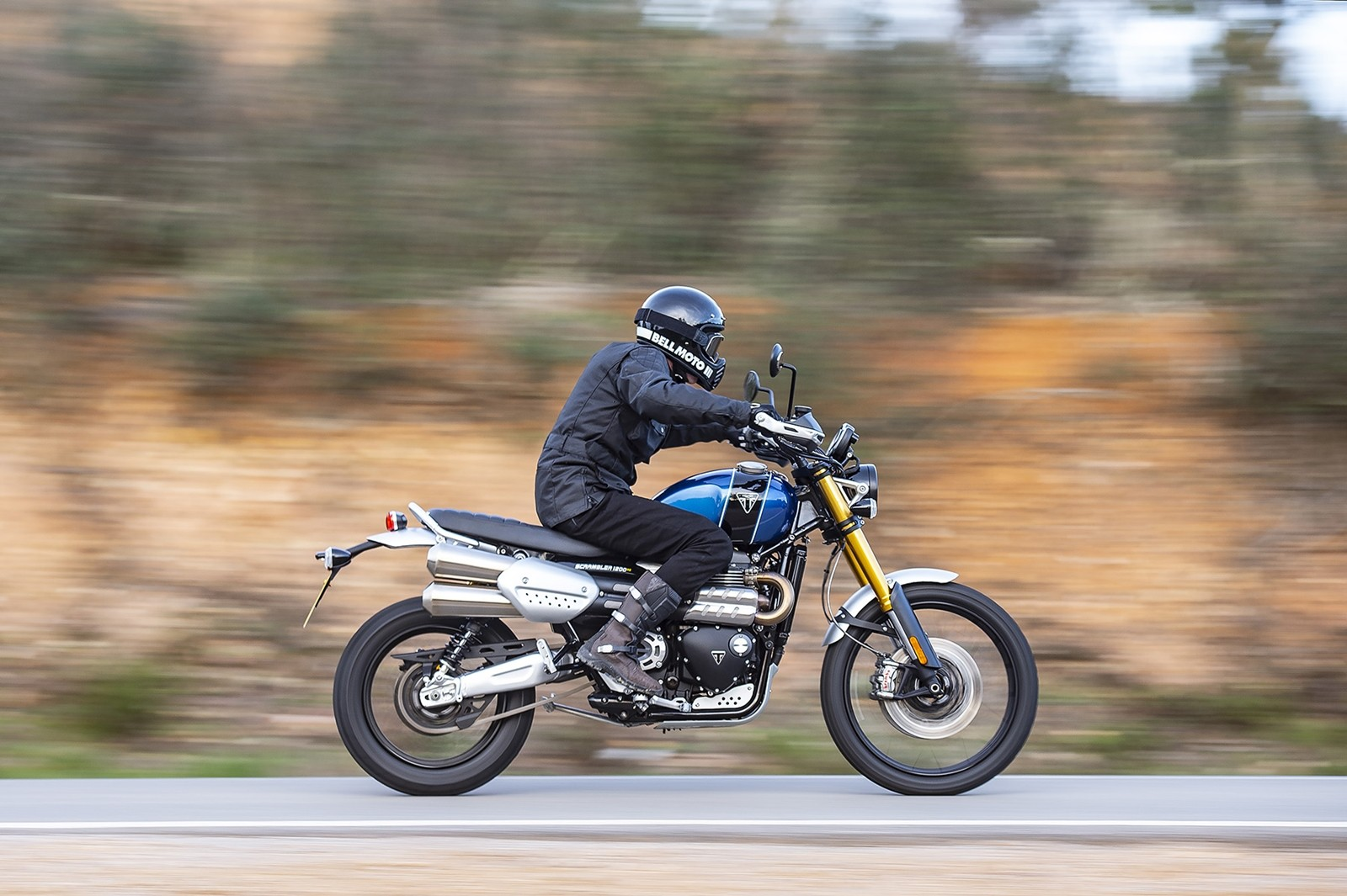 Foto de Triumph Scrambler 1200 XC y XE 2019 (37/91)