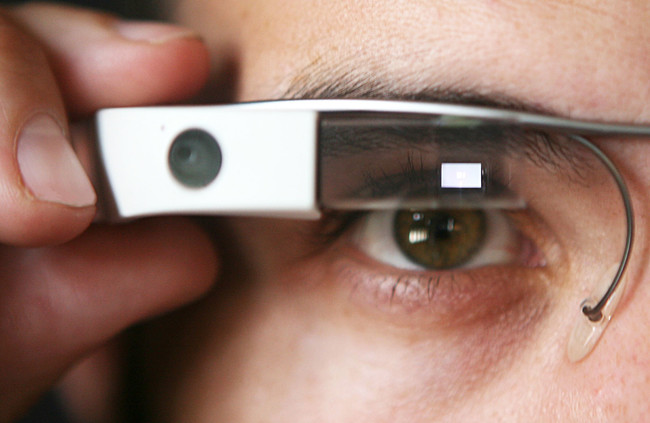 Google Glass Enterprise Edition Streye