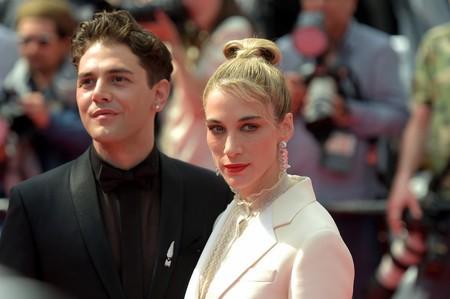 Xavier Dolan la apuesta a las transparencias en su look para el Festival de Cannes