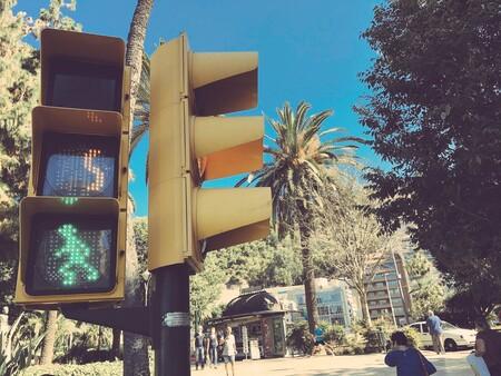 Semaforo Malaga
