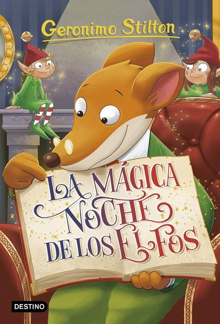 La noche mágica De Los Elfos