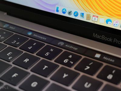 ¿No usas Siri? Así puedes eliminarlo de la Touch Bar en el MacBook Pro