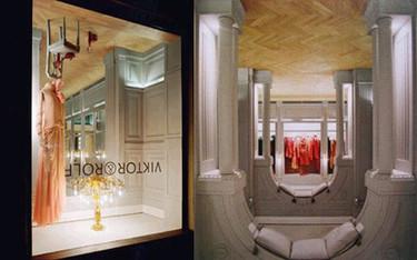 Cierra la tienda de Viktor & Rolf en Milán