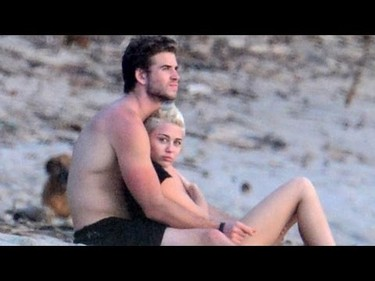 Miley Cyrus y Liam Hemsworth, dos tortolitos de vacaciones romanticonas