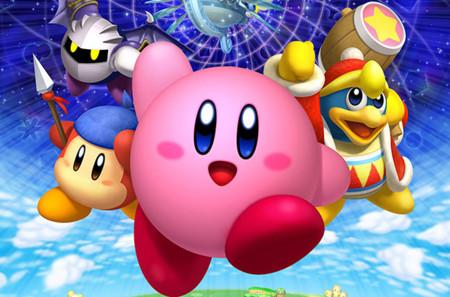 Varios juegos de Kirby llegan a la Consola Virtual de Wii U