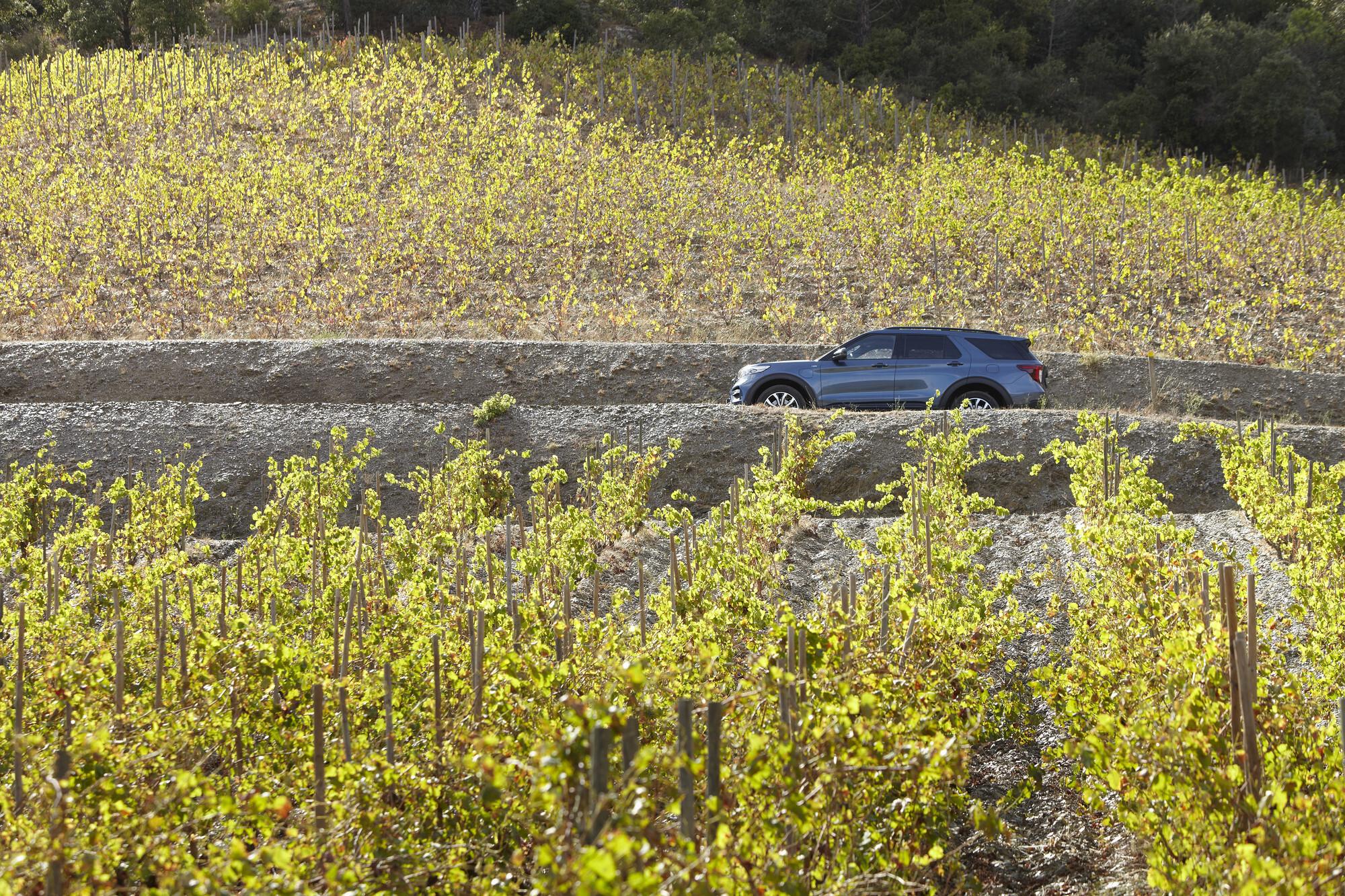 Foto de Ford Explorer 2020 - prueba (48/115)