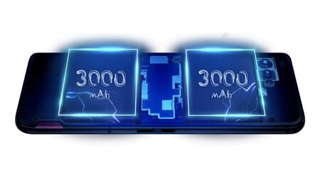 Asus Rog Phone 5 Pro Ultimate Dos Baterias 3 000 Mah