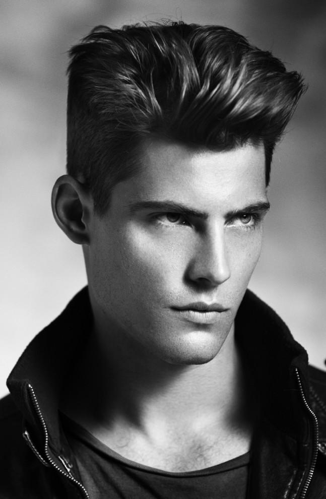 Los mejores cortes de pelo del 2014 2015 para hacer frente - El mejor peinado del mundo para hombres ...