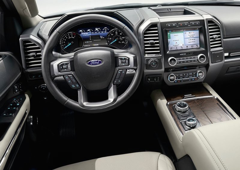 Foto de Ford Expedition 2018 (18/22)