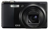Ricoh CX2, con sensor CMOS, gran zoom y HDR