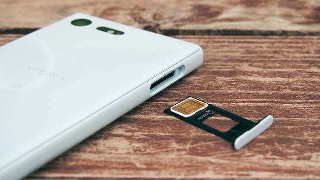Sony Xperia™ X Compact MicroSD