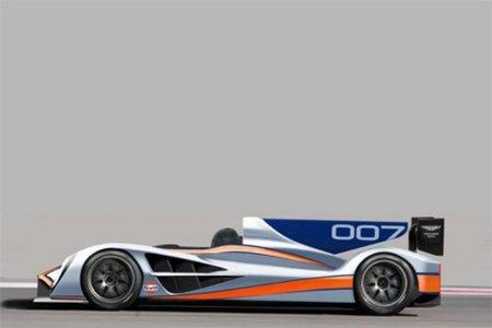 Aston Martin estará en las 24 horas de Le Mans 2011 con un nuevo LMP1