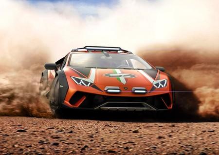 Lamborghini Huracan Sterrato Concept 2019 1280 04