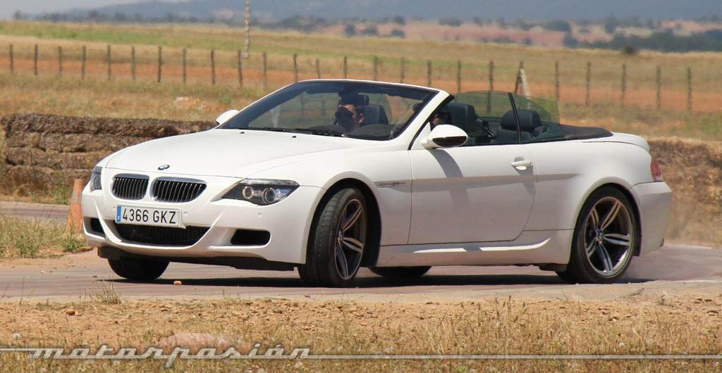 Foto de BMW M6 Cabrio (prueba) (44/68)