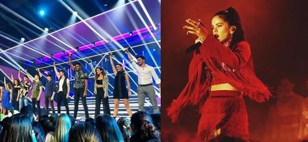 OT 2018 gana a Rosalía: su primer disco supera en ventas al de la nueva estrella