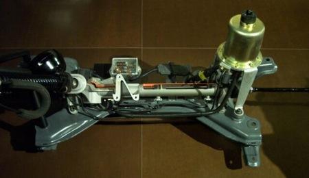 Mecanismo de asistencia electro hidráulico