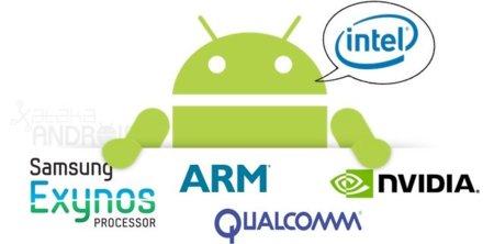 Intel, Google y Android