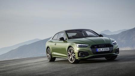 El nuevo Audi A5 estrena motores microhíbridos de hasta 347 CV y una parrilla aún más grande