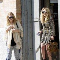 La primavera bohemia de las gemelas Olsen