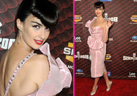 Paz Vega en los Scream Awards 2008