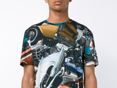 De la audacia y el desenfado: camiseta de Christopher Kane