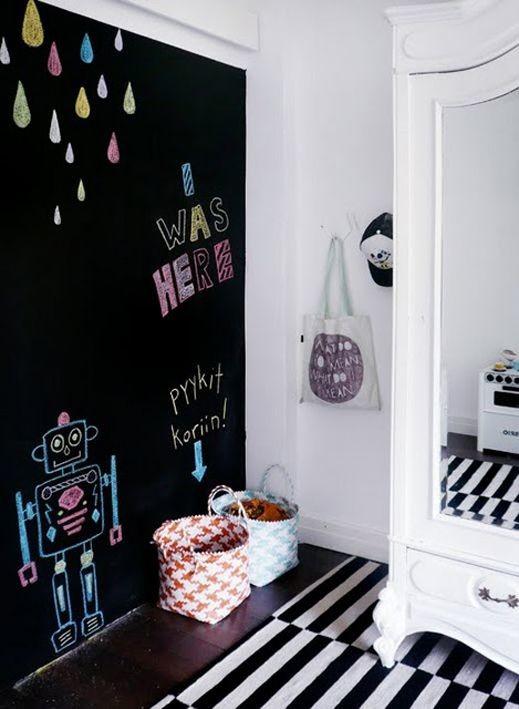 Pizarra Dormitorios 1