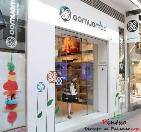 Oomuombo, una tienda de golosinas diferente