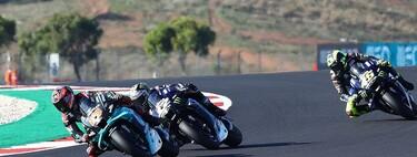 Se consumó el desastre de Yamaha: ninguna moto de 2020 estuvo en el top cinco de la general de MotoGP